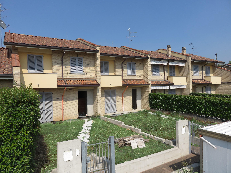 Villetta a schiera a2 for Progetto giardino villetta