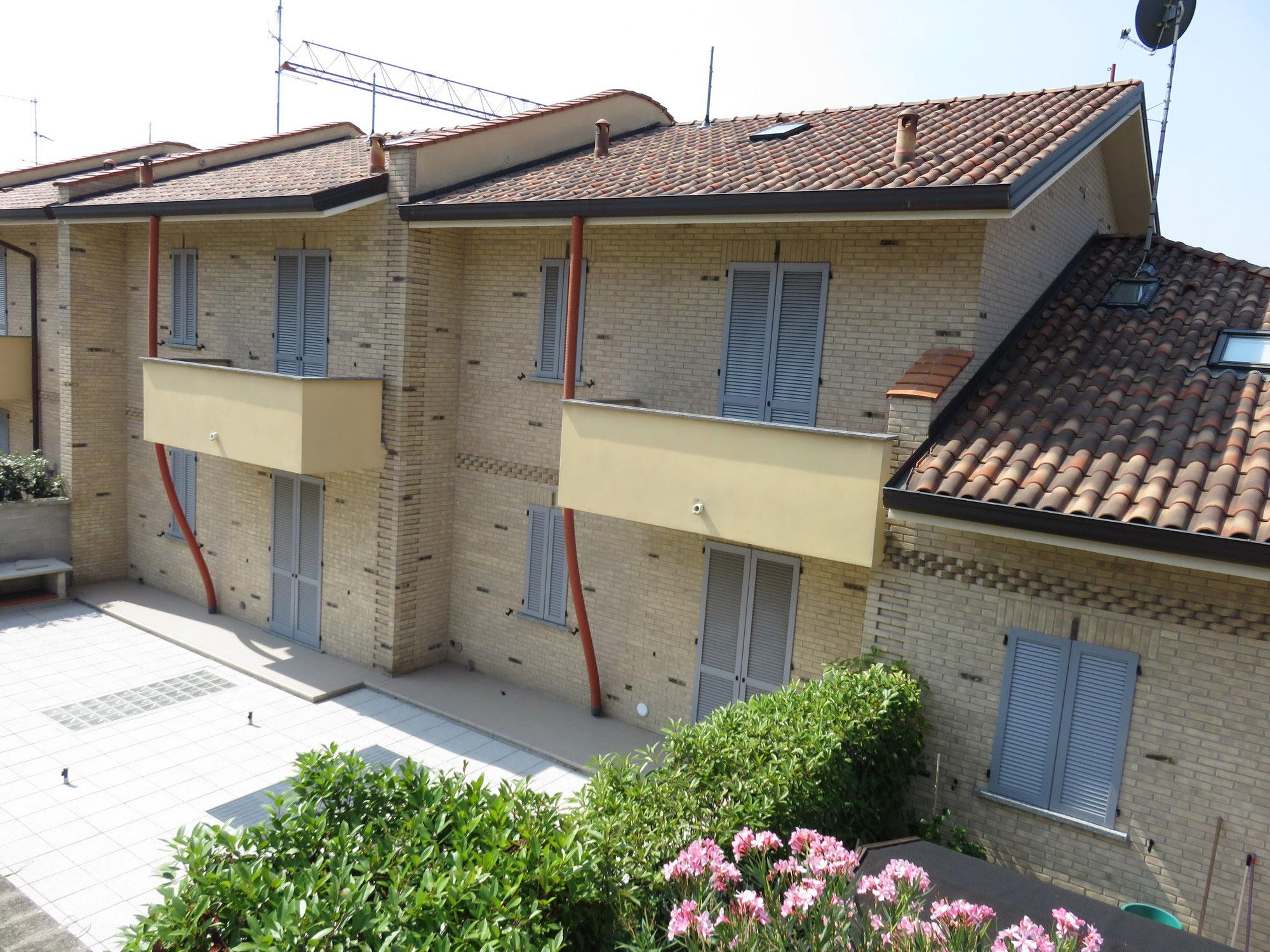 Villetta a schiera a2 - Progetti giardino per villette ...